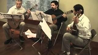 Espana Cani - performed by Algonquin Guitar Trio