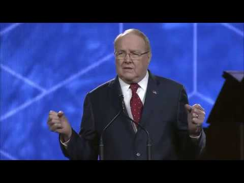 Dr. James Dobson - Western Conservative Summit 2017