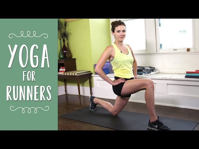 Yoga For Runners - Warm Up Sequence
