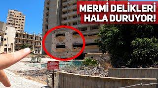 HAYALET ŞEHİR KAPALI MARAŞ'A GİRDİM!