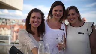 White Summer Party - Zlata Praha Rooftop Restaurant June 2017