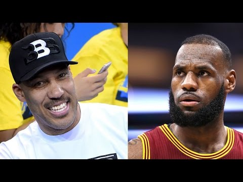 Lonzo Ball's Dad LaVar FIRES BACK at LeBron James:
