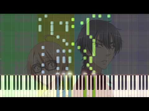 [LOVE STAGE!!] OP LOVEST Piano Synthesia Tutorial