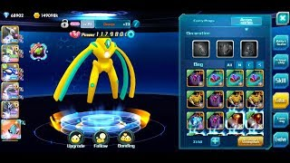 Pocket Arena/Pokeland Legends #406 (Def, Attack & Speed Type Deoxys Test) - Android/iOS Gameplay