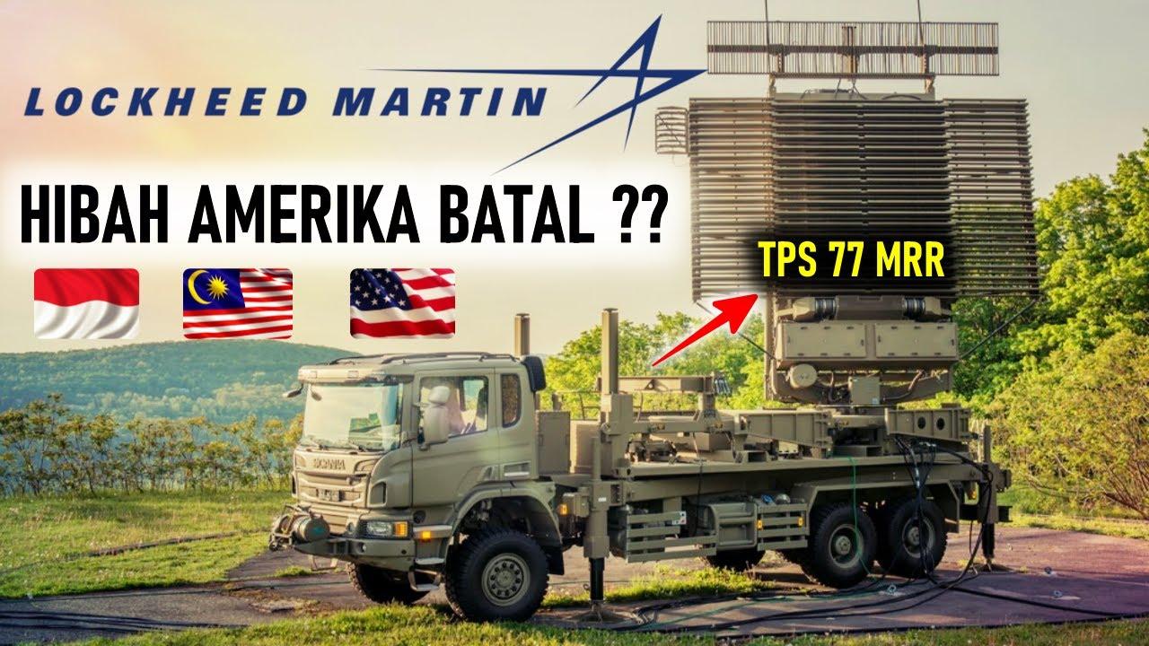 TERSIAR KABAR HIBAH RADAR AMERIKA KE INDONESIA BATAL, MALAYSIA LANJUT ? ADA APA !??