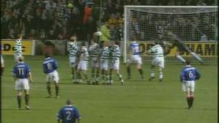 Great Rangers Goals v Celtic from the nineties - part two