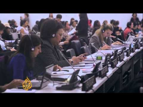 Fears UN talks may drive women's rights backwards