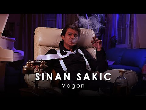 Sinan Sakic - Vagon - (Audio 2011)