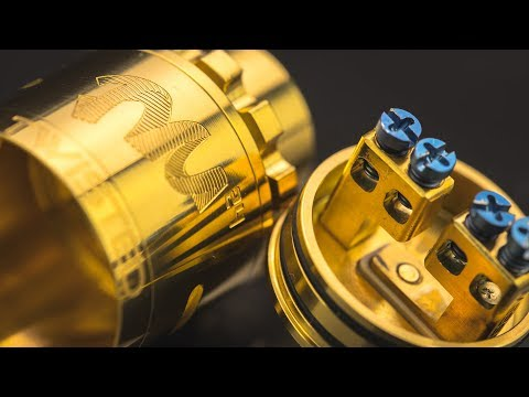 BEST OF 2018? Twisted Messes 24MM Pro Series RDA Review & Build