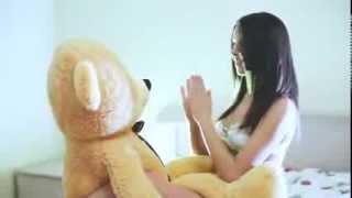 Огромный плюшевый медведь 160 см(, 2014-03-18T21:12:07.000Z)
