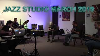 Jazz Studio March 2019