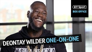 In-depth interview with Deontay Wilder | Tyson Fury