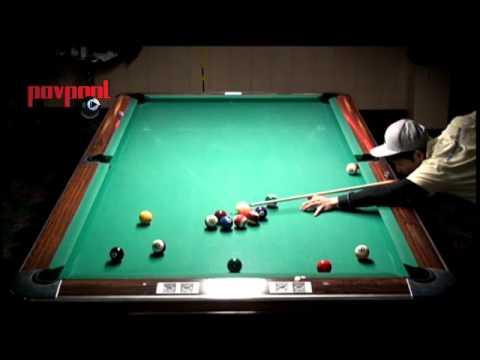 Pt 1 - $20,000 One Pocket Challenge - Frost vs Pagulayan / Feb 2013