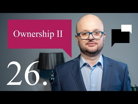 26. Ownership II - Legal English Centre