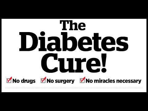 How To Cure Diabetes Fast! ǀ Proven Cure For Diabetes! ǀ [GUARANTEED]