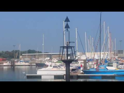 Dunkerque  la cité de Jean-Bart un port aux portes des capitales de l'Europe du Nord.