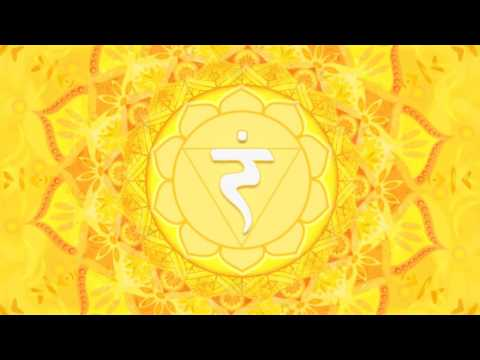 Celtic Meditation Music for Solar Plexus Chakra Healing - Manipura