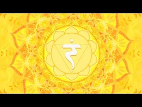 Celtic Meditation Music for Solar Plexus Chakra Healing - Manipura