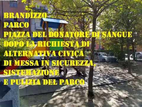 BRANDIZZO - PARCO PIAZZA DEL DONATORE DI SANGUE