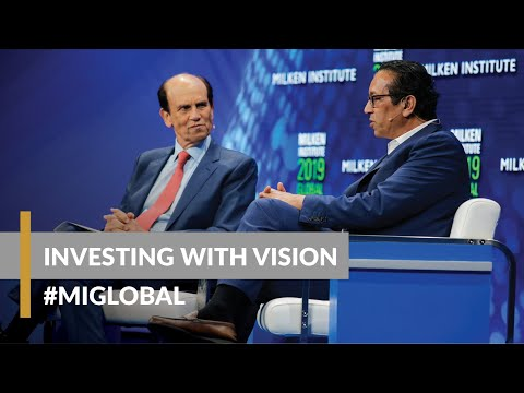 Investing with Vision: A Conversation With SoftBank's Rajeev Misra