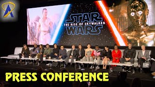 Star Wars: The Rise of Skywalker - Press Conference