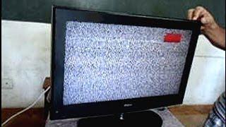 TV LCD Philco sem imagem sem som: Como a placa foi consertada!