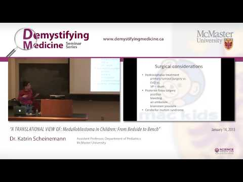 Medulloblastoma in Children: Clinical Presentation with Dr.
