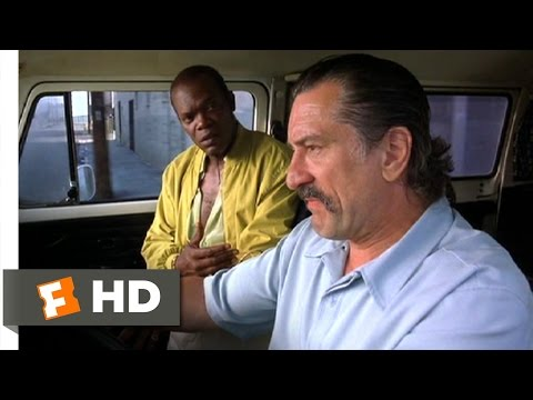 Jackie Brown (9/12) Movie CLIP - You Shot Melanie? (1997) HD