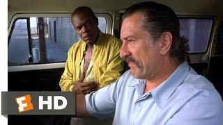 Jackie Brown (1997) - You Shot Melanie? Scene (9/12) | Movieclips