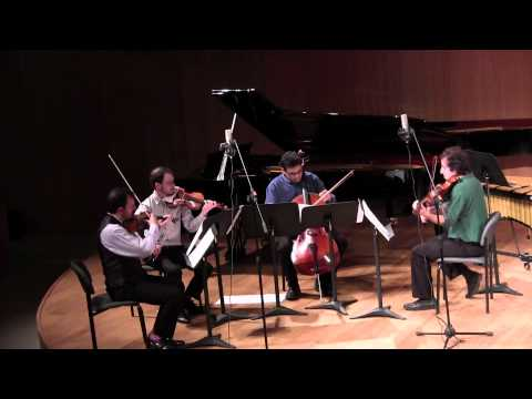 Obsession for string quartet by Talia Amar