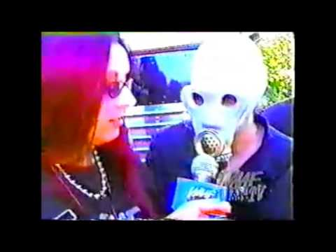 Don't try to interview all Slipknot members at the same time