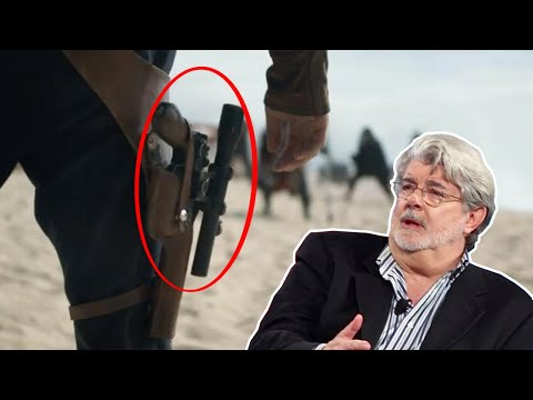 Disney Uses Han Solo To Settle One Of George Lucas