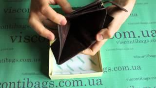 Женский кошелек Visconti 715 - Bow(Модель женского кожаного кошелька 715 -