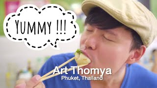 Art Thomya, a Thai singer/songwriter, will show you GREAT LOCAL FOO...