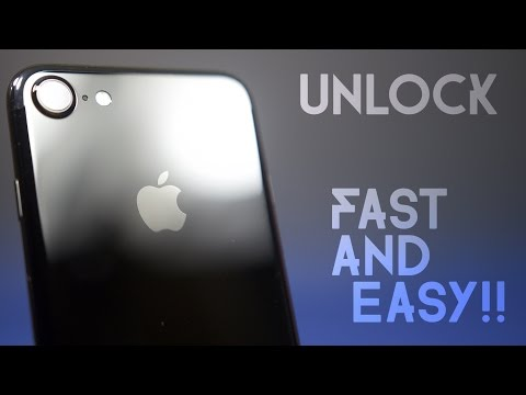 How To Unlock IPhone 7/7 Plus - At&t, T-Mobile, Verizon &  Any GSM Carrier