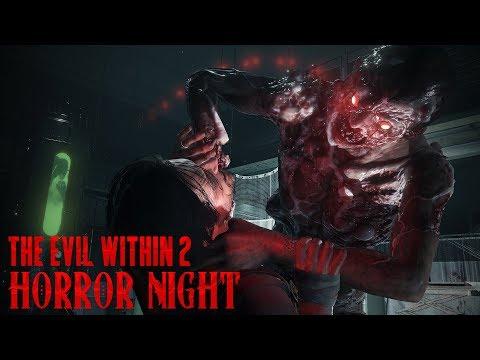 Добро пожаловать на страшную ночь ! Вторая нарезка моментов The Evil Within 2
