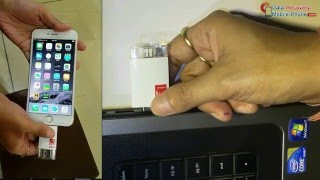 Steps to recover lost data from Strontium iDrive using DDR Pen Drive Recovery