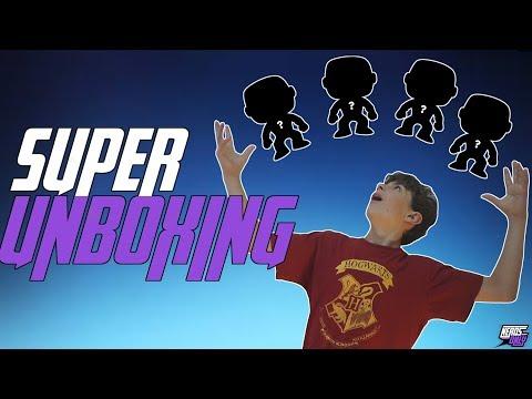 מלא בובות פופ מכנס עולמות! | SUPER UNBOXING להורדה