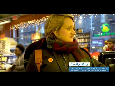 LeaderStories: Emily May on Envisioning a World Without Sexual Harassment