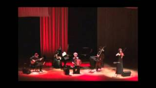 concert in Miyazaki dec 2012 Hiroko Ito, accordion Tsugumi Hidaka, ...