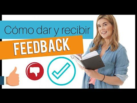 Cómo dar y recibir feedback 😅 de forma efectiva