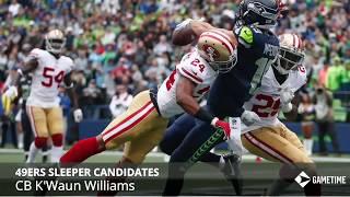 San Francisco 49ers 2018 Season Preview: 5 Sleeper Candidates