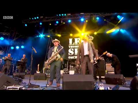 Lee Thompson Ska Orchestra 2014 06 29 Glastonbury West Holts Stage 720p