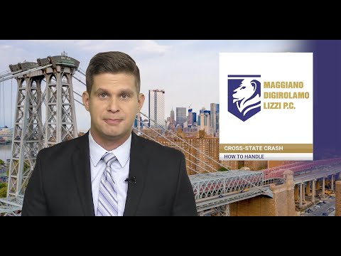 How Do I Handle a New York Accident Case in New Jersey?   Maggiano, DiGirolamo & Lizzi P.C.