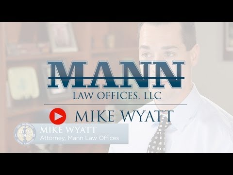 Mike Wyatt – Mann Law Offices Attorney Profile