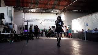 Momento K-Pop - Flor Hitomi - Pandita Escobar 16-02-2019