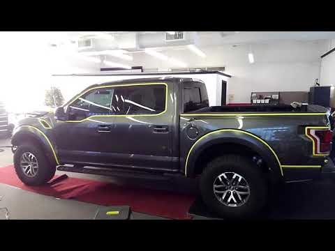 2018 Ford Raptor with Ceramic Coating by Tint Pros 216-906-6084