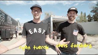 Fresh Tracks Behind The Scenes w Chris Forsberg & Ryan Tuerck