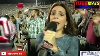 TV Uruguaia Brinca Antes do Jogo Uruguai 1 vs 4 Brasil 2017