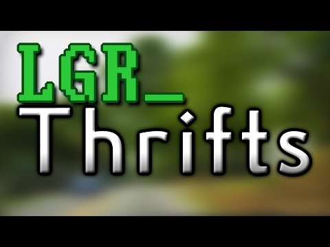 LGR - Thrifts [Ep.39] The Junk Shop